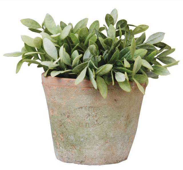 ESSCHERT DESIGN Květináč   terakota