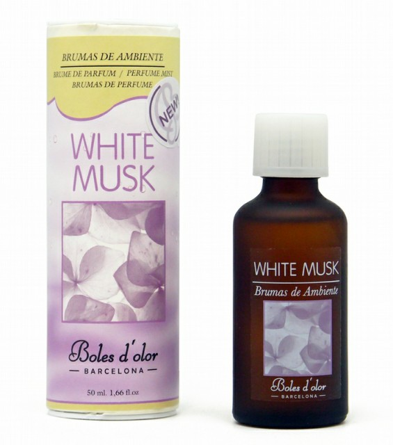 Boles d'olor Vonná esence | white musk