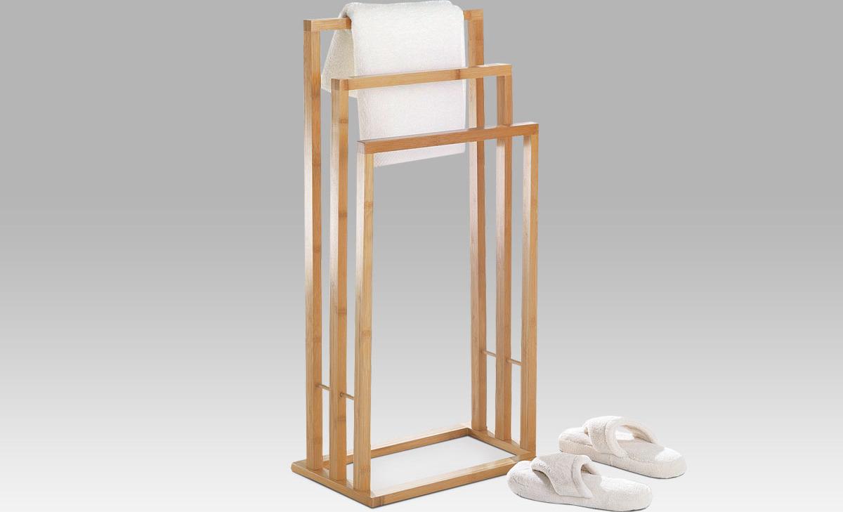 Artium Stojan na ručníky | bambusový