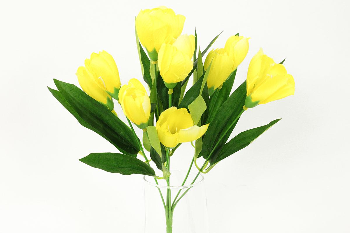Artium Květina umělá | krokus puget Barva: žlutá