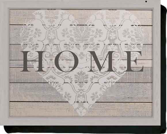 Servírovací tác Home | s polštářem | Creative Tops | 44x33cm