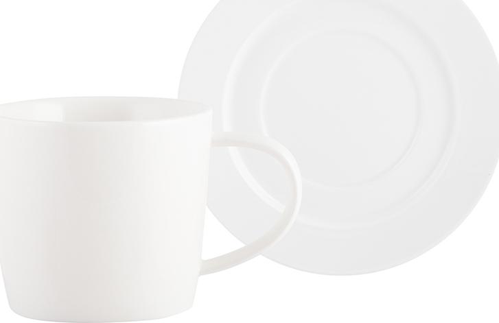 šálek s podšálkem | porcelán | Mikasa | Creative Tops | 250ml