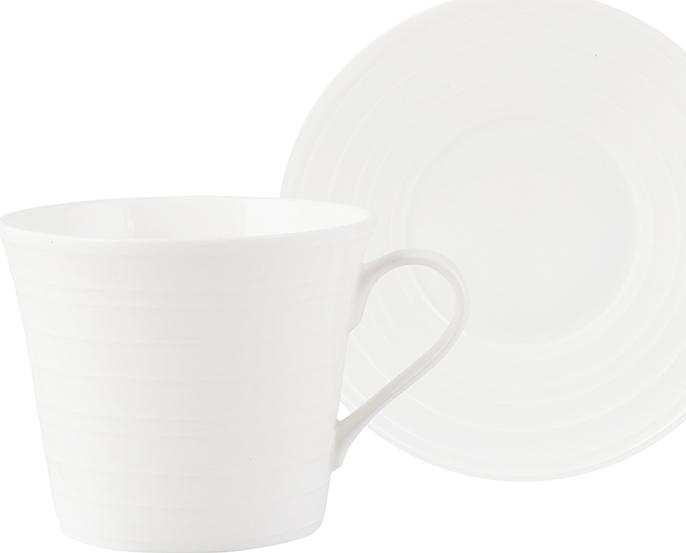 Šálek s podšálkem Ciara | porcelán | Mikasa | Creative Tops | 300ml