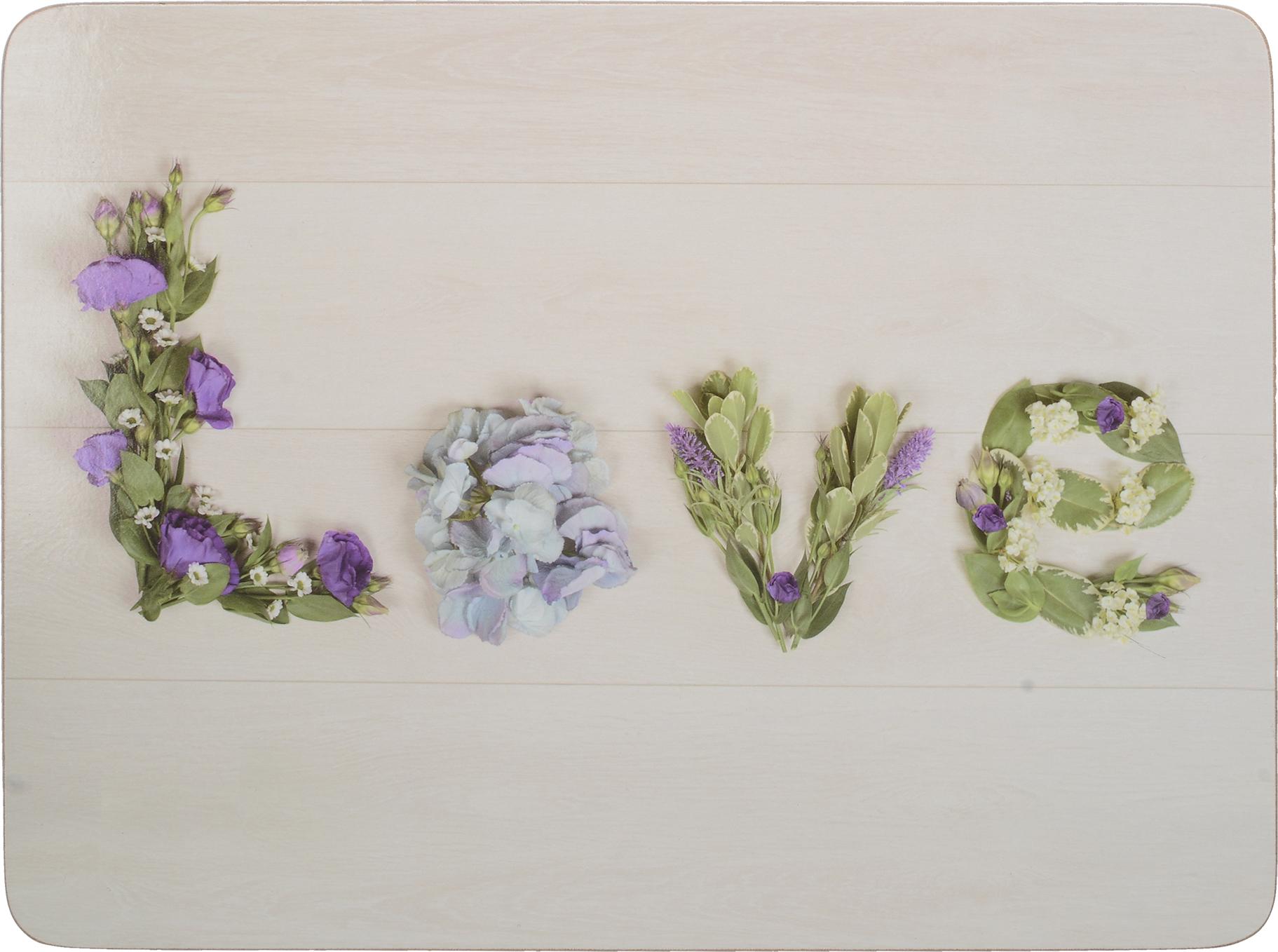 Creative Tops Korkové prostírání | Floral Love