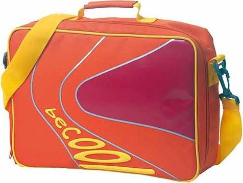 cec64489e18 Taška přes rameno BeCool oranžovo-žlutá