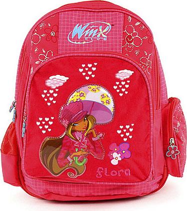 Školní batoh Winx Club | víla Flora