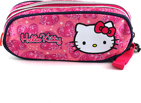 Školní penál | Hello Kitty | bez náplně