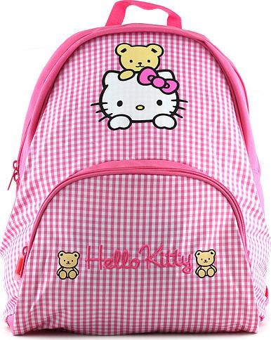 Batůžek Hello Kitty | růžový