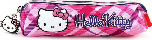 Školní penál mini Hello Kitty růžový