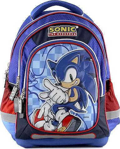 Školní batoh Sonic