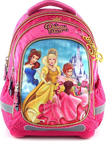 Školní batoh | Princess | princezny