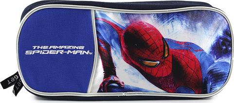 Školní penál | dvoukomorový | Spiderman