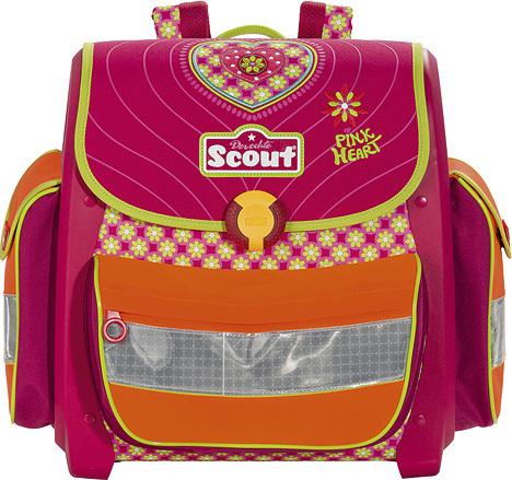 Školní aktovka | srdíčko | Scout