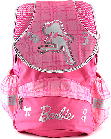 Školní batoh Barbie růžový
