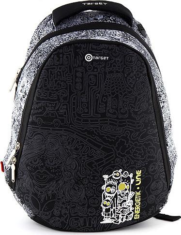 Target Sportovní batoh | na notebook | černý
