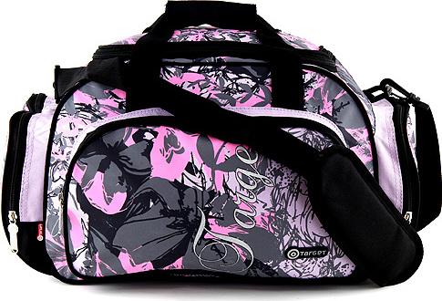 Target Cestovní taška | květiny | 41x27x22cm