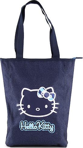 Nákupní taška | Hello Kitty | modrá