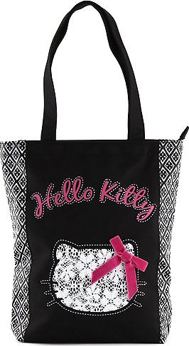 Nákupní taška | Hello Kitty | 33x30x9cm
