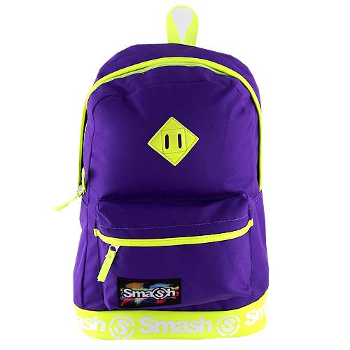 d01497be939 Studentsky batoh smash fialova levně