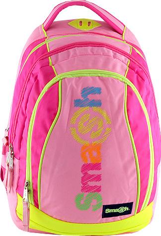 Školní batoh | Smash | 2v1 | růžový