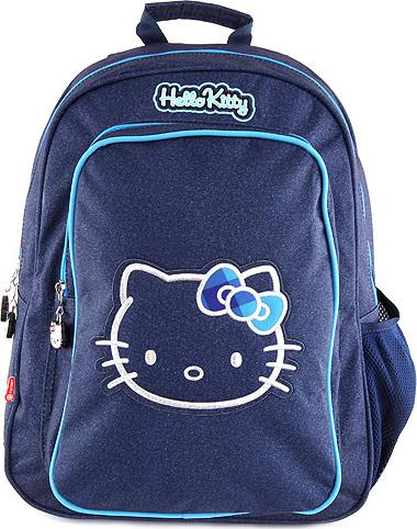 Školní batoh | Hello Kitty | tmavě modrý