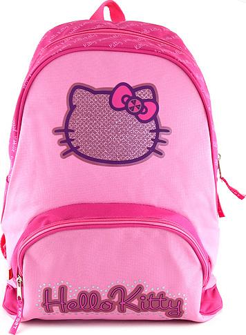 Batoh | Hello Kitty | růžový | textilní