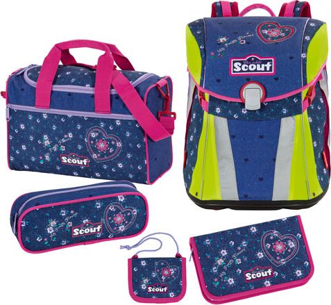 154fb718969 Scout skolni batoh sunny kvetiny