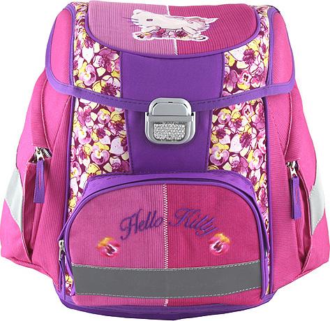 Školní aktovka   Hello Kitty   růžová