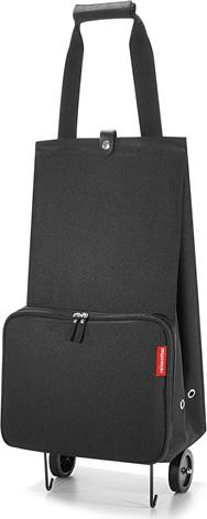 Nákupní taška Reisenthel Černá, skládací | foldabletrolley