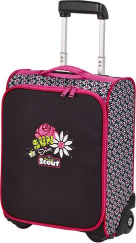 Kufřík | na kolečkách | Scout | Sunshine NW615813