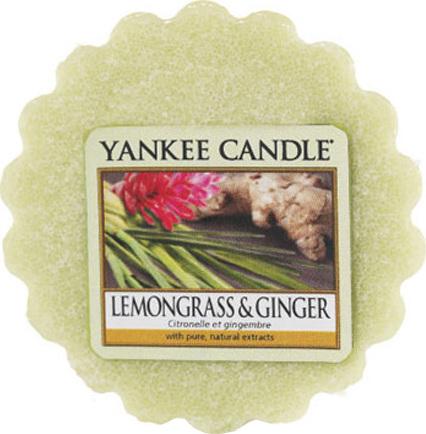 Vonný vosk | Yankee Candle | Citrónová tráva a zázvor | 22 g