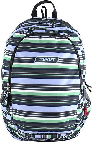 Target skolni batoh goal modro zeleny levně  7aab78fa0d