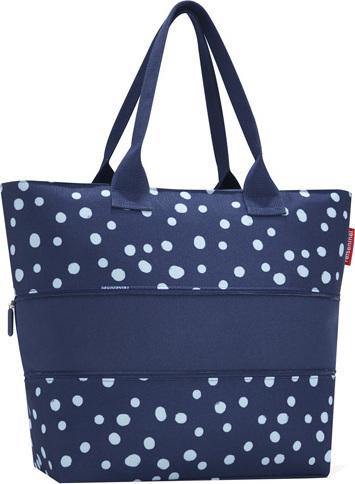 Nákupní taška | Reisenthel | Modrá s puntíky | shoper e1