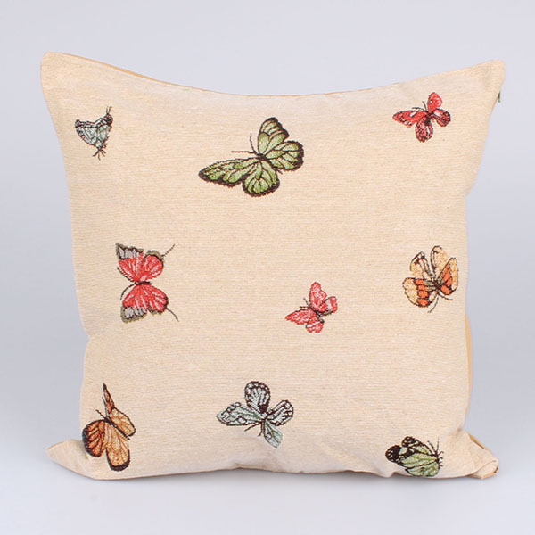 Povlak na polštář Motýlci 40cm