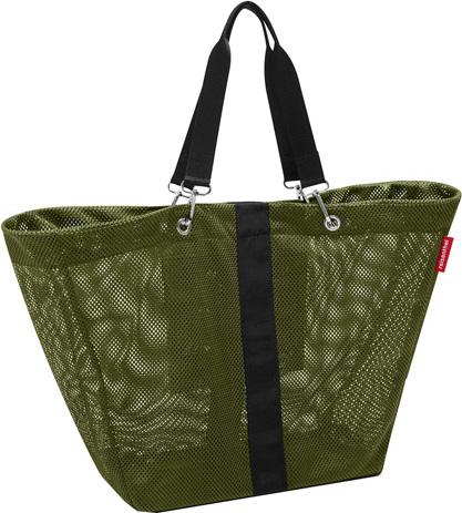 Nákupní taška | Reisenthel | Meshbag | síťovaná | 25l | více barev Barva: zelená