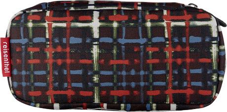 Kosmetická taška Reisenthel Černá s barevnými proužky | multicase