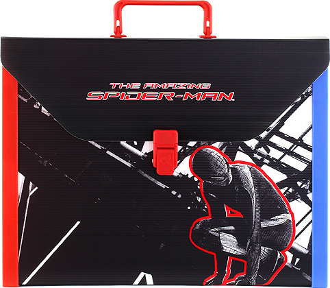 Kufřík   A4   Spiderman