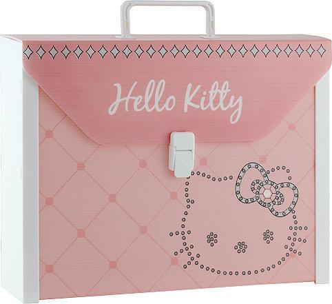 Kufřík | A4 | Hello Kitty