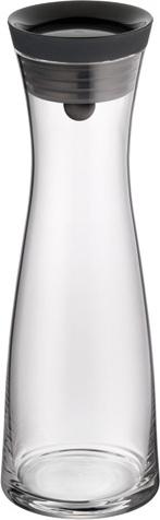 Karafa na vodu | WMF | Basic | sklo | 1l | černé víčko