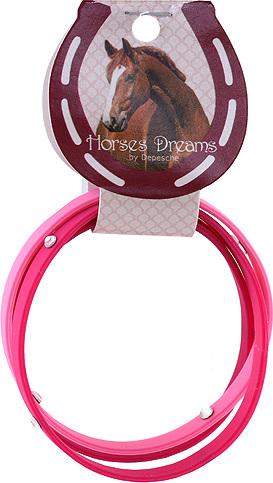 Náramky Horses Dreams odstíny růžové