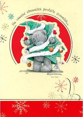 Blahopřání | Me to You | Na vánoční stromeček
