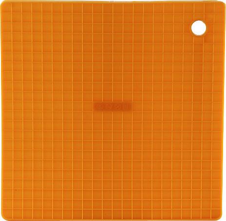 Smart Cook Podložka silikonová oranžová 16x16cm