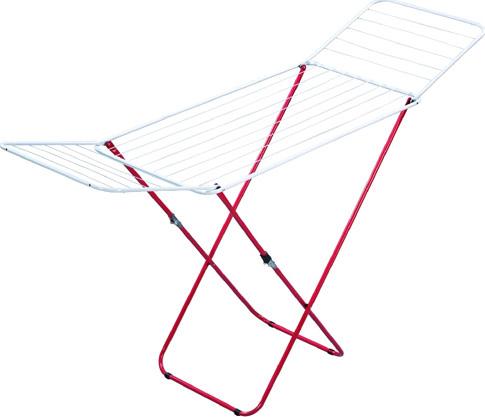 Sušák na prádlo | Leifheit | červený | 180cm