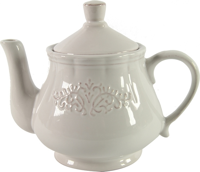 Harasim Konvice na čaj Charlene, bílá