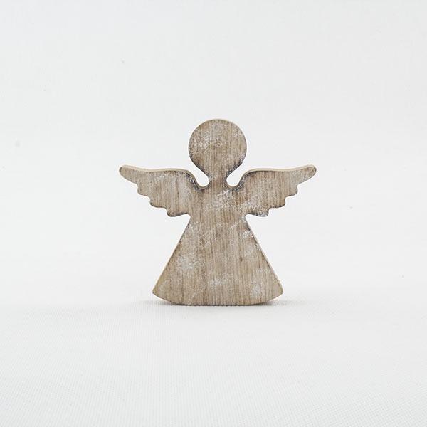 Casa de Engel Anděl | 2 Druhy | Dřevo Velikost: větší