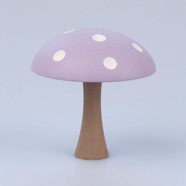 Casa de Engel Dekorace | okrasná houbička | varianty Barva: růžová, Provedení: Větší