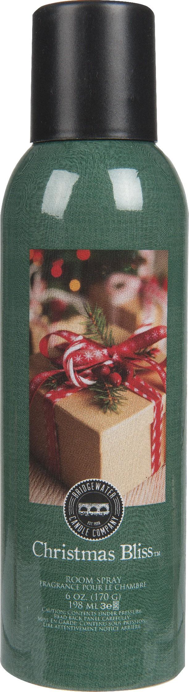 Bridgewater Candle Company Prostorová vůně ve spreji Christmas Bliss IDSPREJ-CHRISTMAS-BLISS