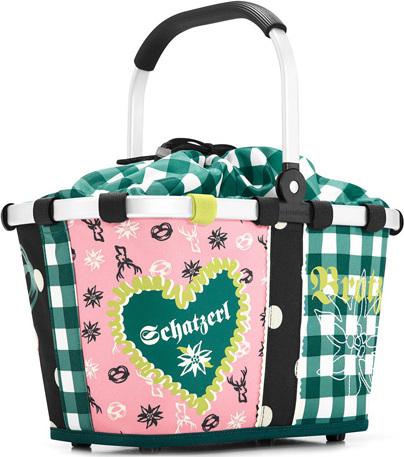 Nákupní košík Reisenthel Bavorský vzor | carrybag XS kids