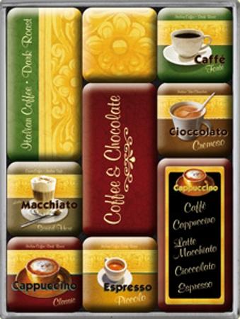 Nostalgic Art Magnetky na ledničku Coffee