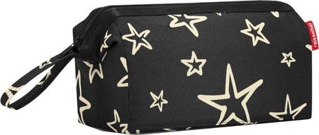 Kosmetická taška Reisenthel Černá s hvězdami | travelcosmetic